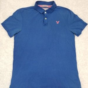 American Eagle Vintage Fit Polo